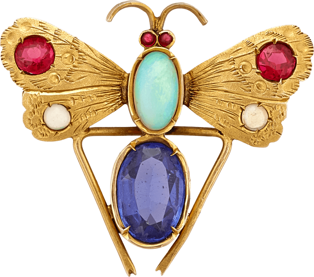 fly-brooch