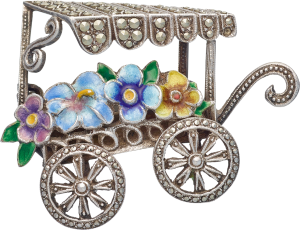 Brooch of the Month - May 2019
