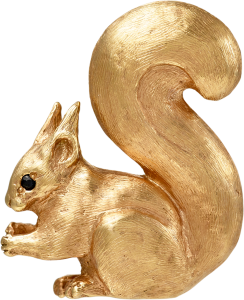 Brooch of the Month - November 2020