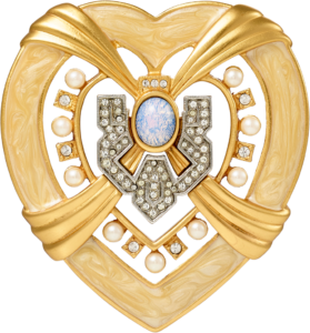 Brooch of the Month - February 2021