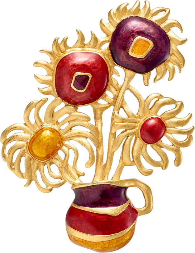 Brooch of the Month - April 2021